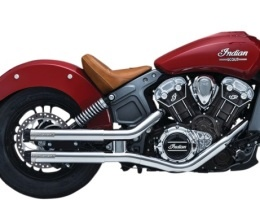 Indian Scout Sixty Kuryakyn Exhaust System