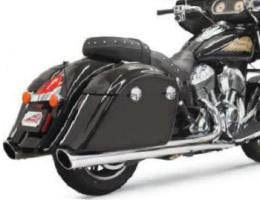 INDIAN CHIEF VINTAGE BASSANI EXHAUST SYSTEMS