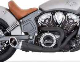 Indian Scout Sixty Freedom Exhaust System