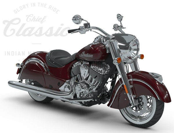 Indian Chief Classic Parts and Accessories