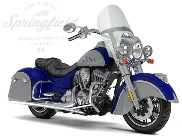 Indian Springfield Parts and Accessories