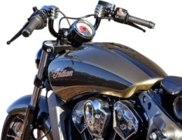 Indian Scout | Bobber Ape Hangers