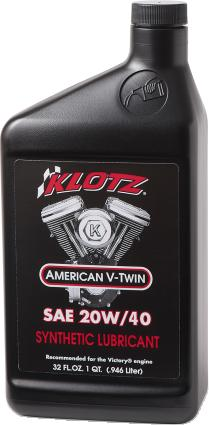 Klotz 20W/40 Synthetic Lubricant KV-2040