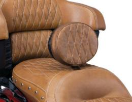 Indian Springfield Driver Backrest
