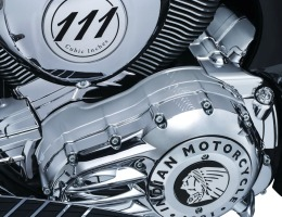Indian Chieftain Engine Accessories