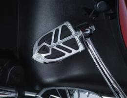 Indian Springfield Shift / Brake Pegs