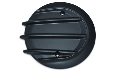 Kuryakyn Indian Black Tri-Fin Primary Cover 5727