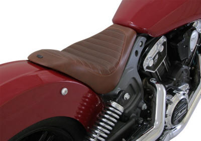 Indian Scout Roland Sands Enzo Seat 76978