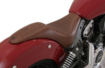 Indian Scout Roland Sands Enzo 2 Up Seat 76987