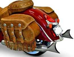 INDIAN CHIEF VINTAGE SAMSON EXHAUST SYSTEMS