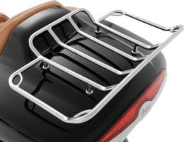 Indian Trunk Luggage Rack