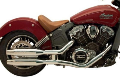 Indian Scout Supertrapp Slip-On Exhaust 628-21130