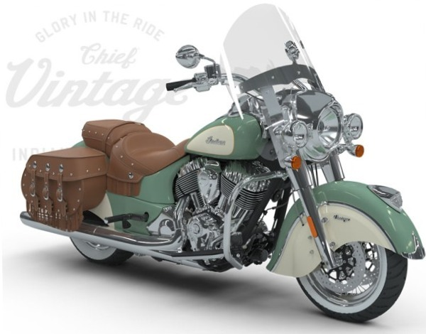 Indian Chief Vintage Parts and Accessories
