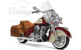 Indian Chief Vintage Exhaust Systems