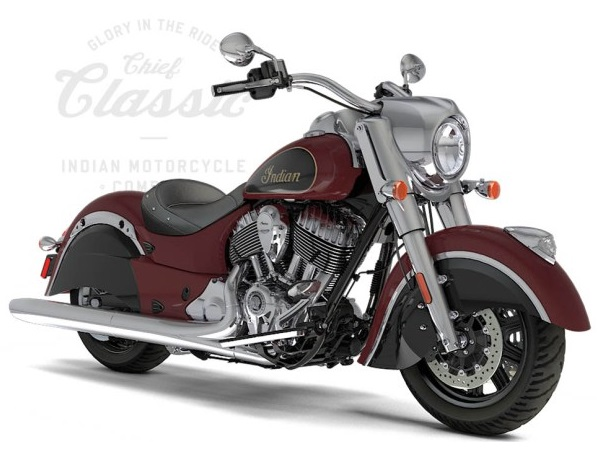 Indian Chief | Dark Horse | Classic Parts and Accessories