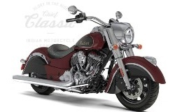 Indian Chief Custom Mirrors and Accessories