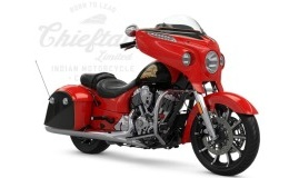 Indian Chieftain Custom Mirrors and Accessories