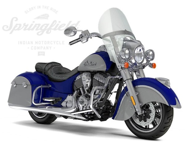 Indian Springfield | Dark Horse Parts and Accessories