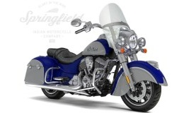 Indian Springfield Exhaust Systems
